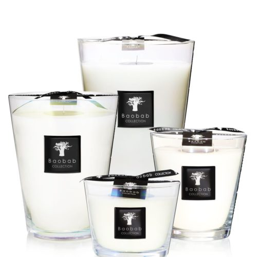 Baobab Madagascar Vanilla scented candle