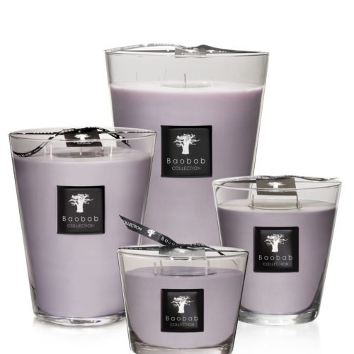 Baobab White Rhino scented candle